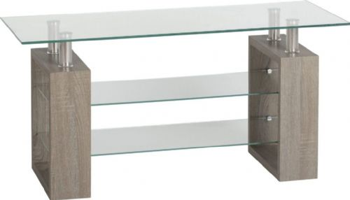 Monza TV Unit Charcoal